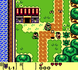 Legend of Zelda Link's Awakening DX Game Boy Color 009