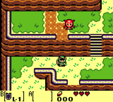Legend of Zelda Link's Awakening DX Game Boy Color 011