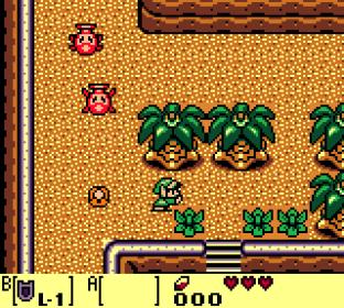 Legend of Zelda Link's Awakening DX Game Boy Color 012