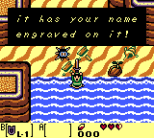 Legend of Zelda Link's Awakening DX Game Boy Color 014