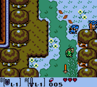 Legend of Zelda Link's Awakening DX Game Boy Color 020