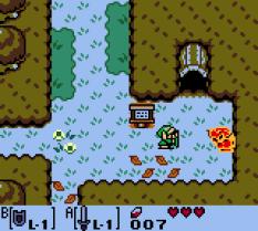 Legend of Zelda Link's Awakening DX Game Boy Color 022