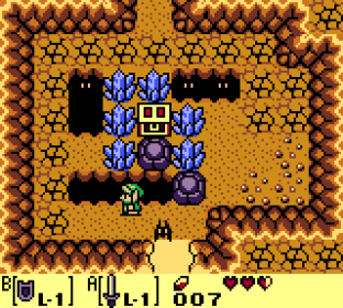 Legend of Zelda Link's Awakening DX Game Boy Color 023