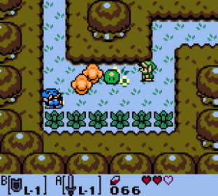 Legend of Zelda Link's Awakening DX Game Boy Color 031