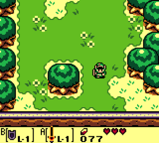 Legend of Zelda Link's Awakening DX Game Boy Color 042