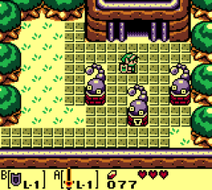 Legend of Zelda Link's Awakening DX Game Boy Color 043