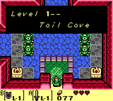 Legend of Zelda Link's Awakening DX Game Boy Color 044
