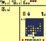 Legend of Zelda Link's Awakening DX Game Boy Color 049