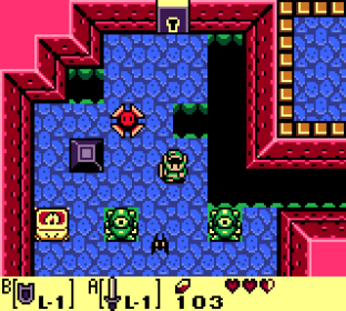 Legend of Zelda Link's Awakening DX Game Boy Color 053