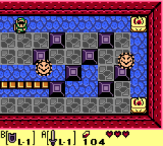 Legend of Zelda Link's Awakening DX Game Boy Color 055