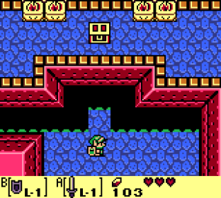 Legend of Zelda Link's Awakening DX Game Boy Color 056