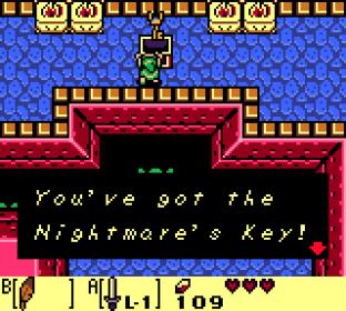 Legend of Zelda Link's Awakening DX Game Boy Color 064