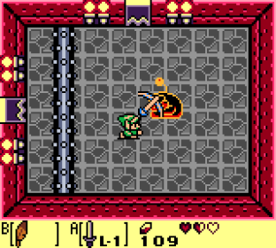 Legend of Zelda Link's Awakening DX Game Boy Color 067