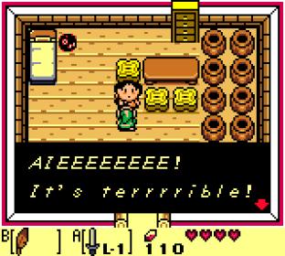 Legend of Zelda Link's Awakening DX Game Boy Color 075