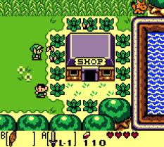 Legend of Zelda Link's Awakening DX Game Boy Color 076