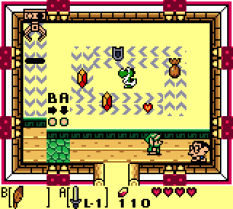 Legend of Zelda Link's Awakening DX Game Boy Color 077