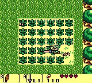 Legend of Zelda Link's Awakening DX Game Boy Color 078
