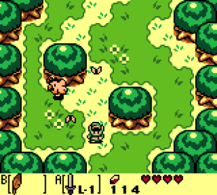 Legend of Zelda Link's Awakening DX Game Boy Color 086