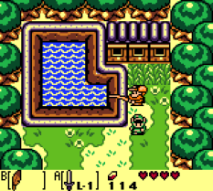 Legend of Zelda Link's Awakening DX Game Boy Color 087