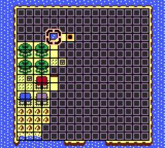 Legend of Zelda Link's Awakening DX Game Boy Color 098
