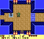 Legend of Zelda Link's Awakening DX Game Boy Color 105