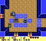 Legend of Zelda Link's Awakening DX Game Boy Color 107