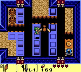 Legend of Zelda Link's Awakening DX Game Boy Color 108