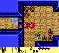 Legend of Zelda Link's Awakening DX Game Boy Color 109