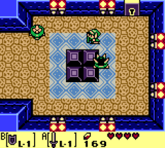 Legend of Zelda Link's Awakening DX Game Boy Color 110