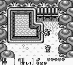 Legend of Zelda Link's Awakening Game Boy 076