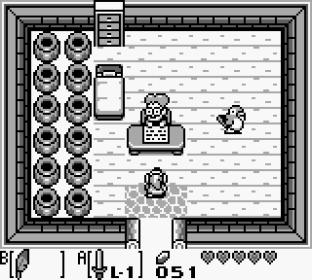 Legend of Zelda Link's Awakening Game Boy 078