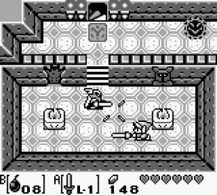 Legend of Zelda Link's Awakening Game Boy 100