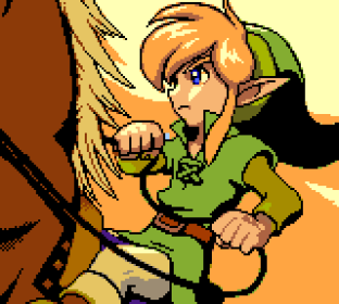 Legend of Zelda - Oracle of Ages GBC 01