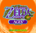 Legend of Zelda - Oracle of Ages GBC 03