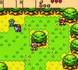 Legend of Zelda - Oracle of Ages GBC 05