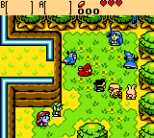 Legend of Zelda - Oracle of Ages GBC 06