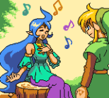 Legend of Zelda - Oracle of Ages GBC 07