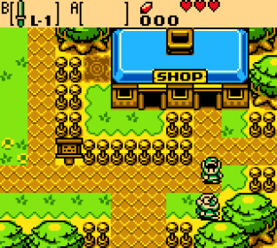 Legend of Zelda - Oracle of Ages GBC 09