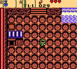 Legend of Zelda - Oracle of Ages GBC 20