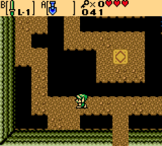 Legend of Zelda - Oracle of Ages GBC 21