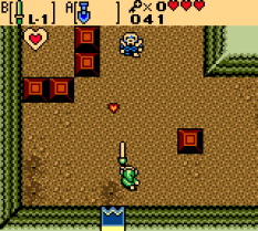 Legend of Zelda - Oracle of Ages GBC 22