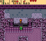 Legend of Zelda - Oracle of Ages GBC 29