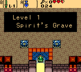 Legend of Zelda - Oracle of Ages GBC 31