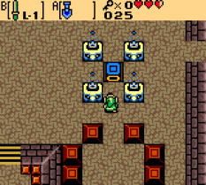 Legend of Zelda - Oracle of Ages GBC 33