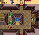 Legend of Zelda - Oracle of Ages GBC 35
