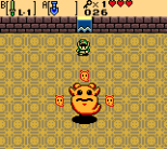 Legend of Zelda - Oracle of Ages GBC 36