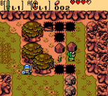 Legend of Zelda - Oracle of Ages GBC 50