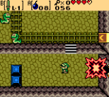 Legend of Zelda - Oracle of Ages GBC 59