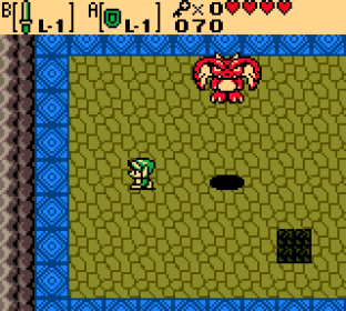 Legend of Zelda - Oracle of Ages GBC 64