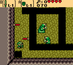 Legend of Zelda - Oracle of Ages GBC 66